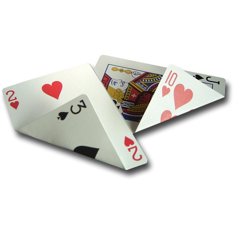 Bicycle Doppelbildkarten, Trickkarten - Zaubertrick Zauberartikel Zaubertricks