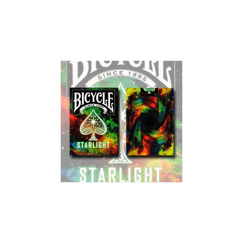 Bicycle Deck - Starlight Playing Cards - Zaubertrick Zauberartikel Zaubertricks