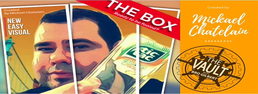 """Download-Empfehlung """"The Box"""""""